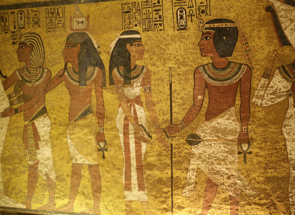 Secret Tut chamber? Egypt advises caution - Portland Press Herald