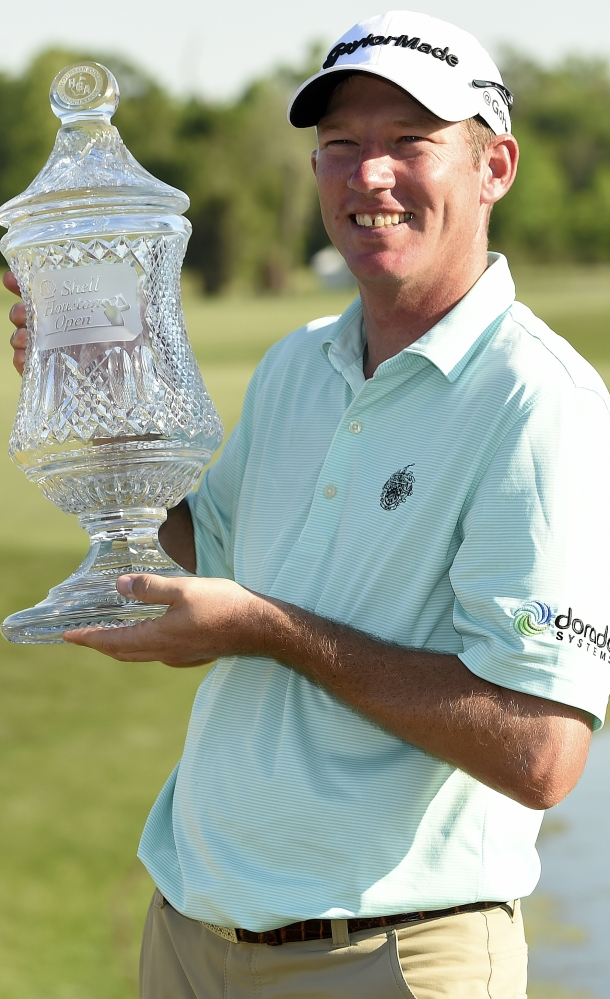 Jim Herman, the Shell Open winner, first met Donald Trump in 2006 as an assistant pro at Trump National in Bedminster, New Jersey.