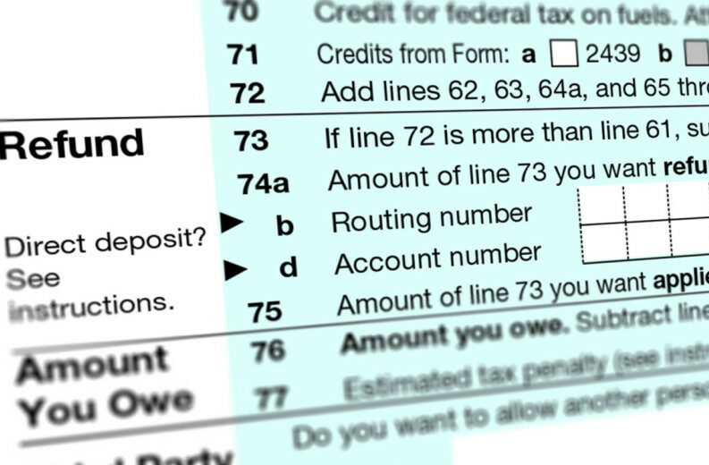 Maine residents have until April 19 to file their income tax returns.
