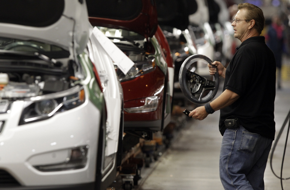 Ford Motor Co Dinged For Plan To Build 1 6 Billion Plant