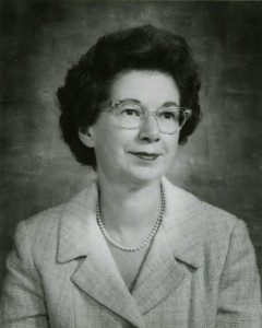 Beverly Cleary in 1971.