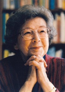 Children's author Beverly Cleary turned 100 on April 12. MUST CREDIT: HarperCollins
