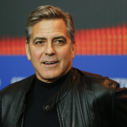 Over the weekend, George Clooney hosted two fundraisers in California on behalf of Democratic presidential candidate Hillary Clinton.