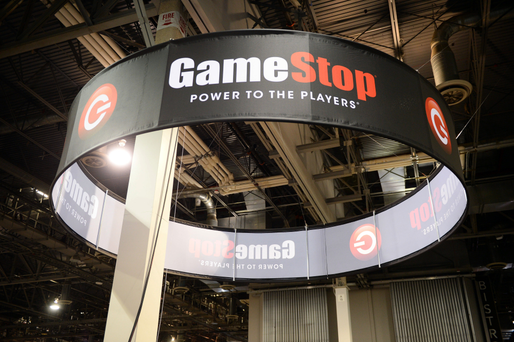 GameStop, best known for selling games, announced plans to launch a new division called GameTrust that will help distribute and market them.