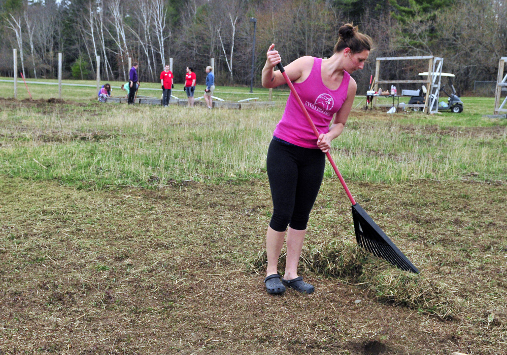 University of Maine at Augusta garden aims to cultivate community ...