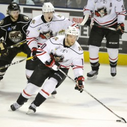 The Portland Pirates are leaving Maine for Springfield, Mass.