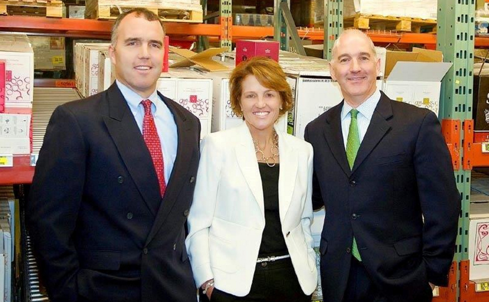 Keith Canning, Gena Canning and Nick Alberding, owners of Pine State Trading Co., announced Monday they are selling their convenience store delivery division.