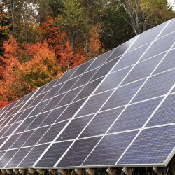 Solar advocates plan to press lawmakers to override Gov. Paul LePage's veto of solar energy legislation when they reconvene on Friday.