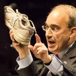 U.S. Rep. Bruce Poliquin, who championed New Balance at the GOP state convention this month, applauded the vote by the House Armed Services Committee.