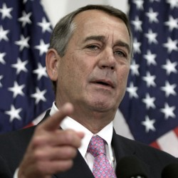 "Former House Speaker John Boehner of Ohio, in a talk to college students at Stanford University on Wednesday, called Texas Sen. Ted Cruz ""Lucifer in the flesh."""