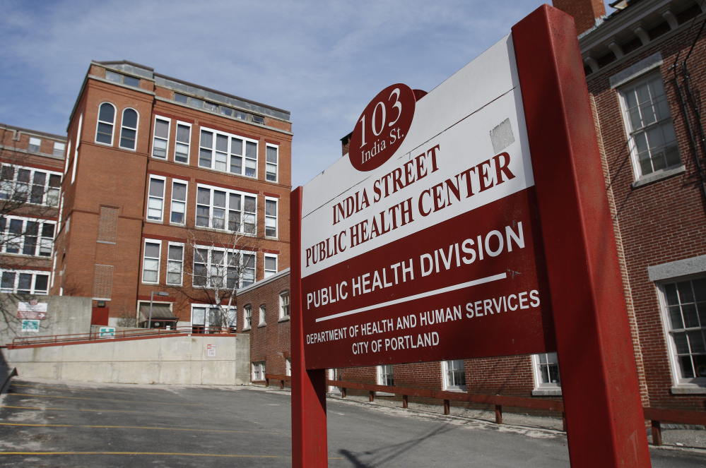 The heart of the budget dispute is the city-run India Street Public Health Center, which would be closed under City Manager Jon Jennings' budget proposal, and replaced by services provided by the nonprofit Portland Community Health Center.