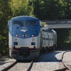 An appellate court ruled that Amtrak, a part-private entity, is still trying to maximize profits and cannot be given regulatory authority over its competitors.