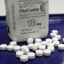 Prescription overdoses from OxyContin and other opioids neared 19,000 in 2014, and many users than turned to heroin.