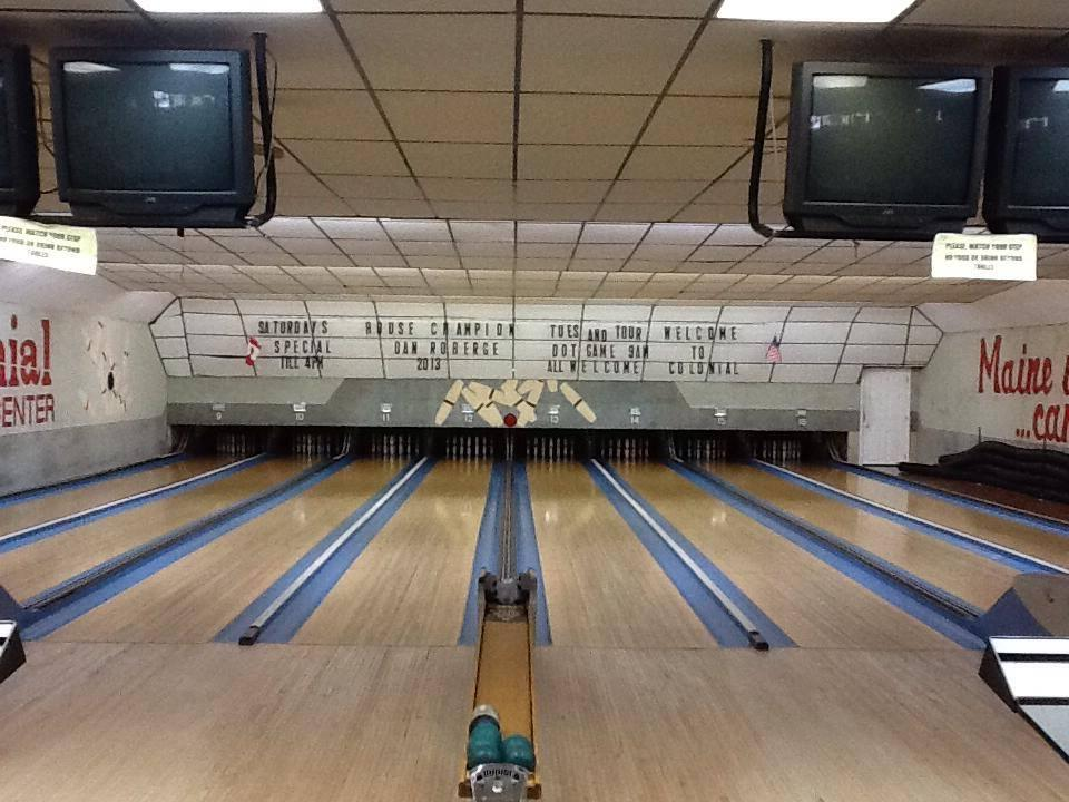 Final frames for Colonial Bowling - Keep Me Current