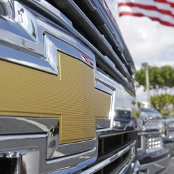 General Motors is recalling more than a million Chevrolet Silverado and GMC Sierra pickup trucks worldwide. The recall covers certain model 1500 pickups from the 2014 and 2015 model years. The Associated Press