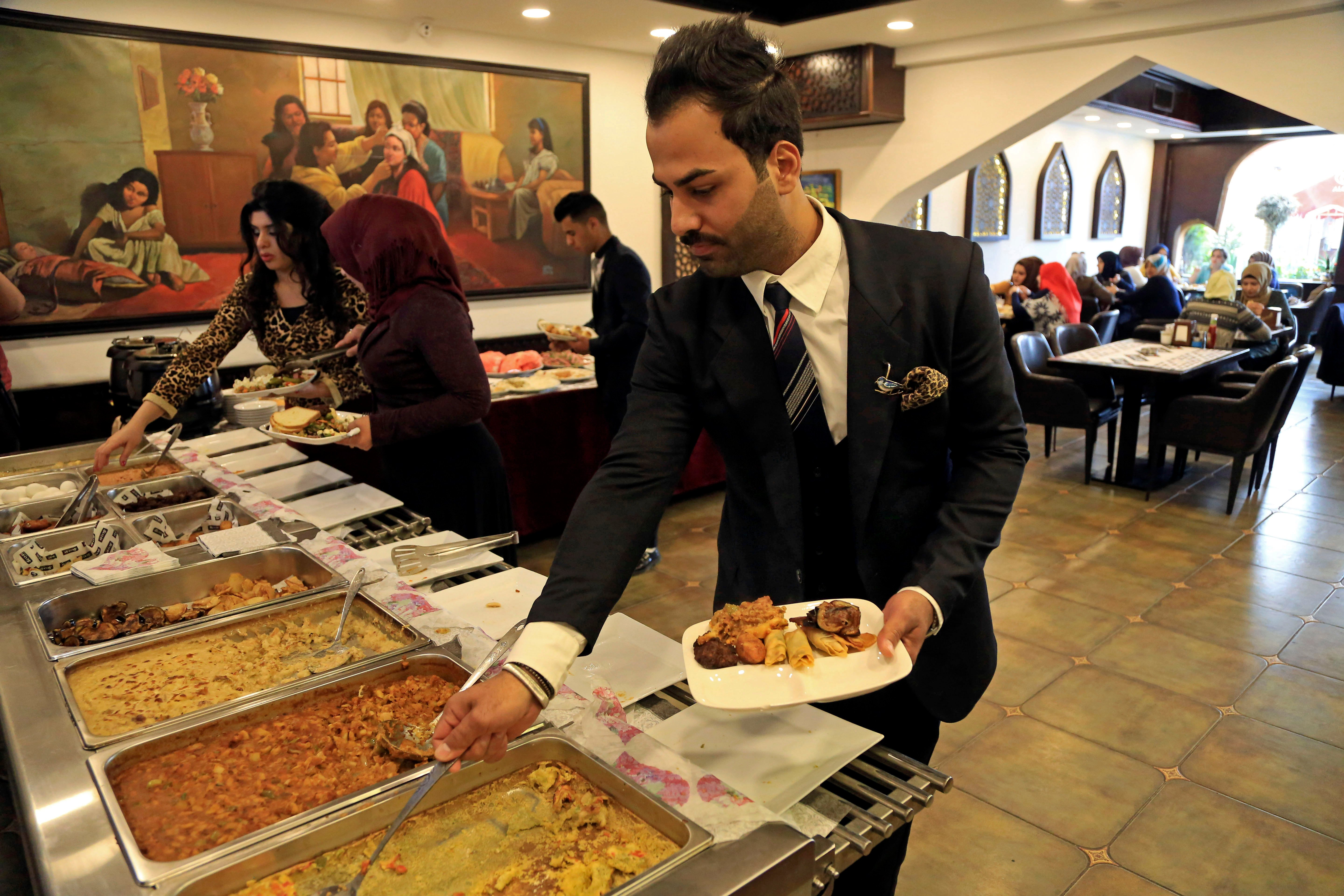 Many Iraqi entrepreneurs are finding restaurants and eateries a safe business bet, despite the country''s slumping economy, prevailing violence and an ongoing war with the Islamic State group. The Associated Press