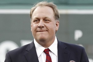 No charges will be filed against Curt Schilling's bankrupt company after a year-long investigation. Associated Press/Winslow Townson, File