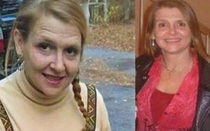 Judith Therianos in photos provided by the Pasco County (Fla.) Sheriff's Office. So far it is unknown what brought Therianos and Timothy Johnson together the evening of March 13.