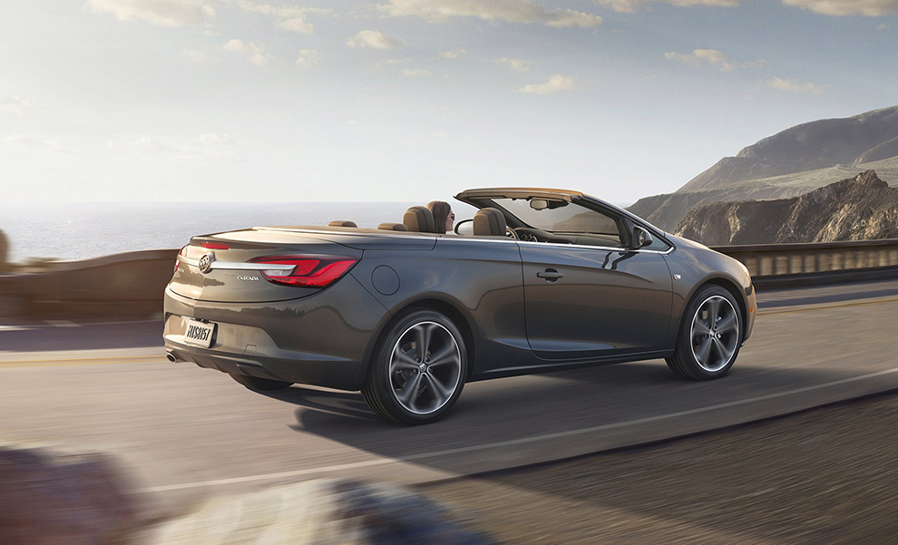 Cascada Is Like Return Of Much Loved Buick Convertible