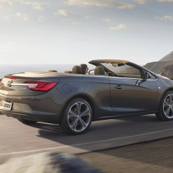 The 2016 Buick Cascada Convertible is the company's first new two-door drop top in 25 years. (Buick)