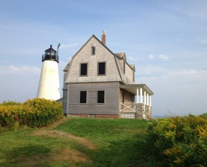 The Friends of Wood Island Lighthouse organization is seeking a zoning change that would allow for the installation of a septic system and possibly allow a keeper to live at the lighthouse during the summer.