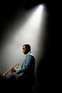 """Don Cheadle as Miles Davis in """"Miles Ahead."""" MUST CREDIT: Brian Douglas, Sony Pictures Classics"""