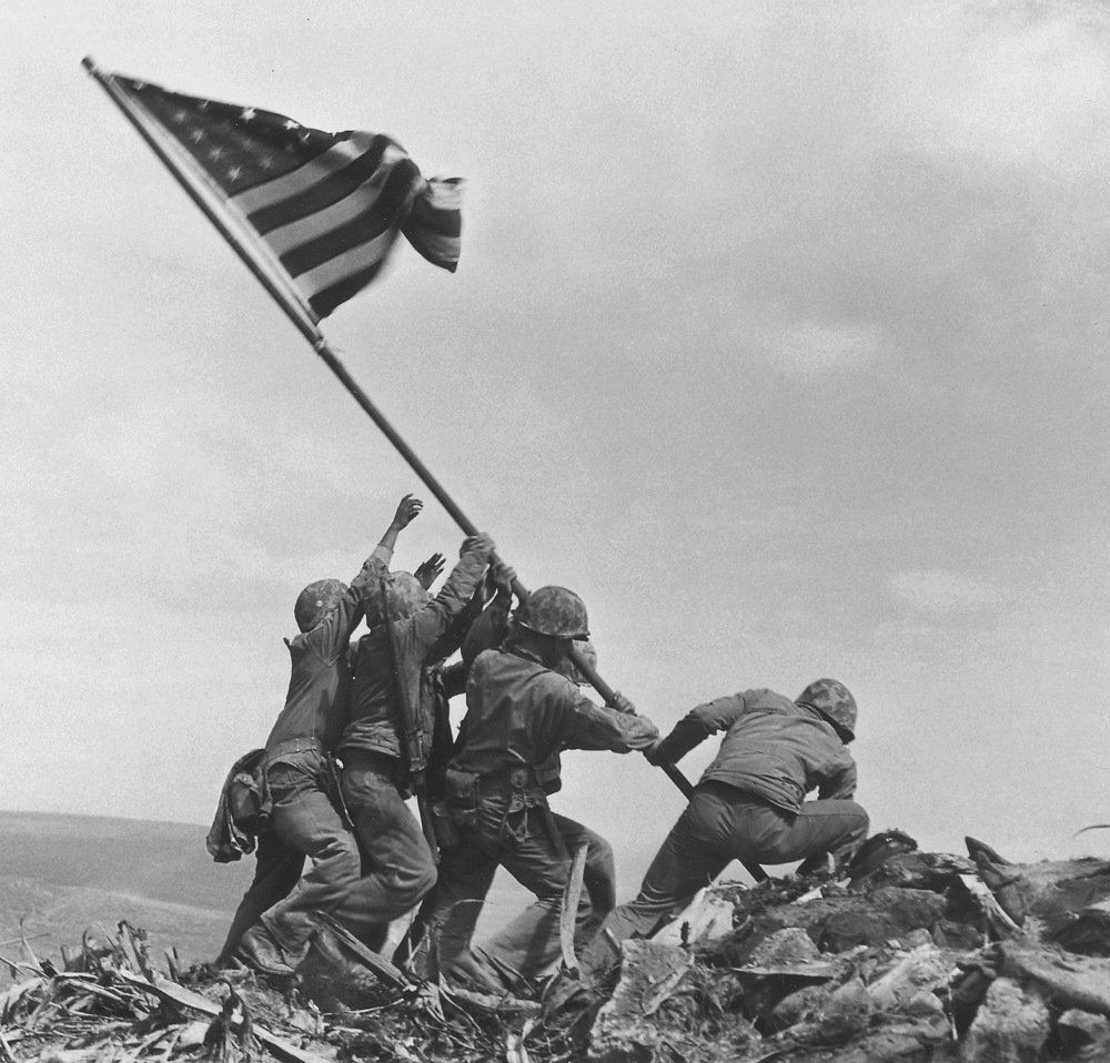 Marines Investigate Possible Error in Iconic Iwo Jima Photo