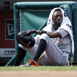Marlins second baseman Dee Gordon is not the poster child for performance-enhancing drug use – he's 5-foot-11 and 170 pounds, and has eight career home runs.