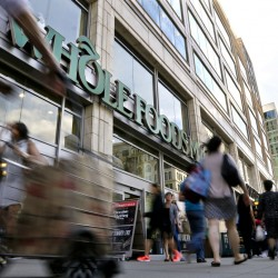 The Whole Foods Market store in new York's Union Square is one of its established locations. The company plans to launch an offshoot chain to attract new shoppers.