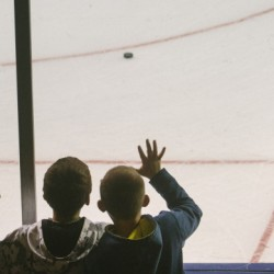 The Portland Pirates became a part of the community during their 23 seasons in Maine, appealing to families who would allow children to get up close and personal looks at the players, especially during warmups.