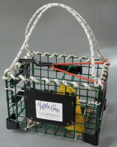 The basket is designed to be easily released so you can take it with you when you park your bike.
