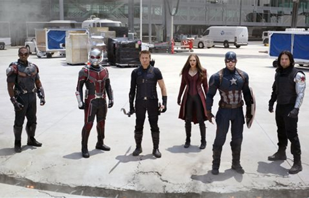 """The Disney blockbuster """"Captain America: Civil War"""" helped to launch the summer movie season. Disney is on track to set a record in domestic ticket sales this fiscal year and could reap nearly $3 billion in profits from its movie studio."""