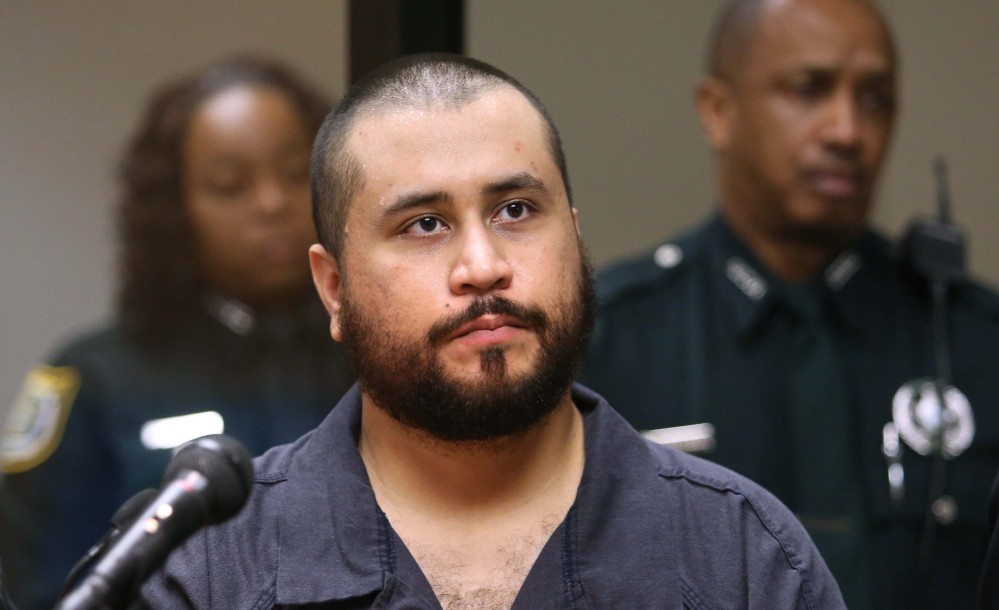 George Zimmerman put the pistol that he used in the fatal shooting of Trayvon Martin in an online auction Thursday morning, but GunBroker.com pulled it from its website.