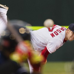 Sea Dogs' pitcher Aaron Wilkerson did not allow a run in 7  innings to help Portland beat the New Hampshire Fisher Cats 2-0 on Monday at Hadlock Field. Wilkerson allowed two hits and struck out eight.