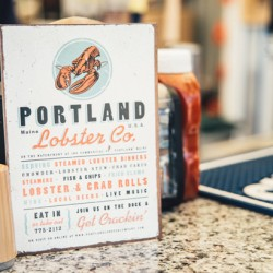 Portland Lobster Company is one of the lobster shacks featured in Mike Urban's book. Courtesy photo
