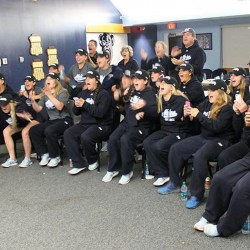 The University of Maine softball team will be the underdog when it plays host Georgia at 3:30 p.m. Friday, but the Black Bears believe their team-oriented mental approach has put them in a good position for the NCAA tournament.