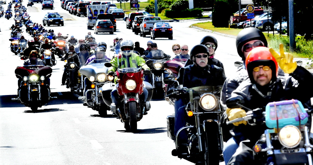 The number of people who died in motorcycle crashes last year jumped 10 percent nationally, according to the Governors Highway Safety Association.