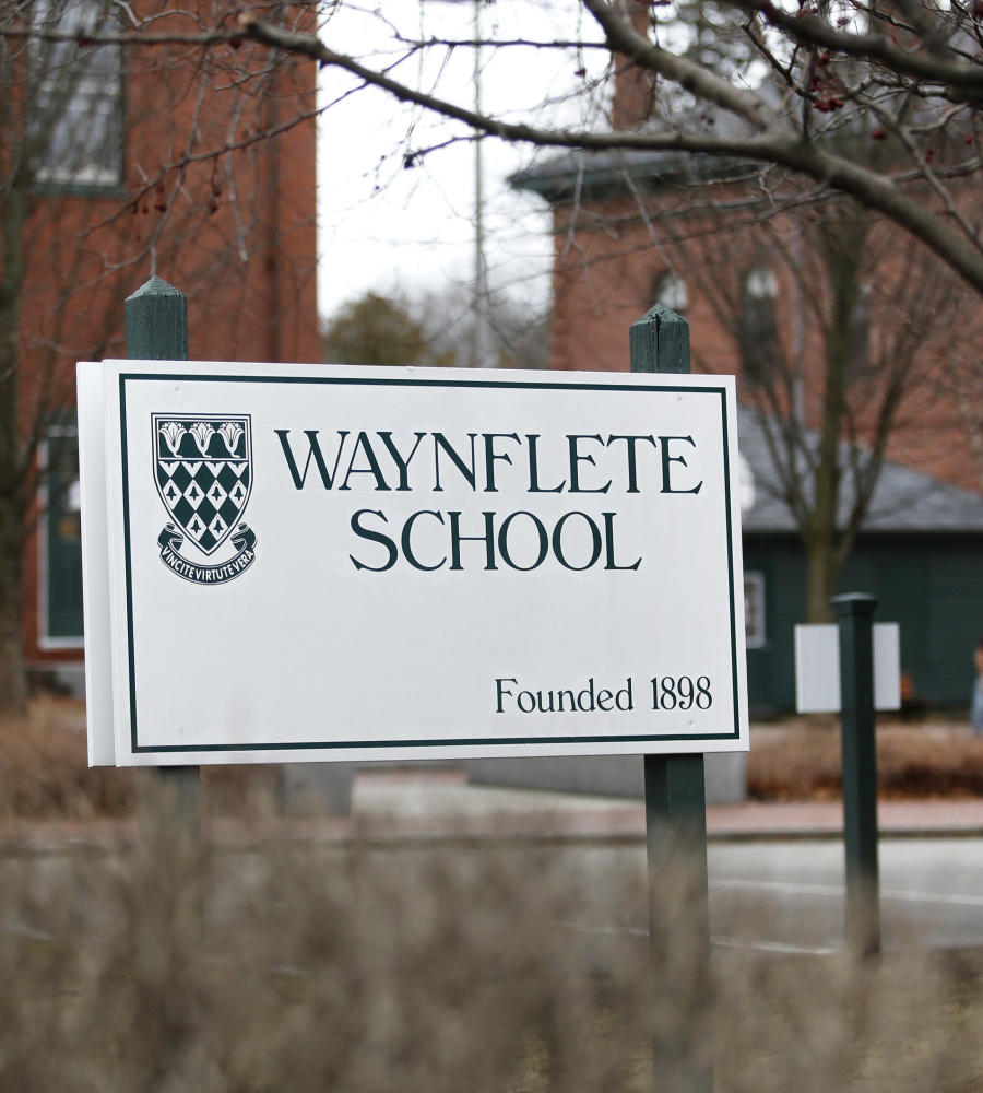 After the deaths, and with permission from family members, Waynflete posted remarkably insightful messages online.