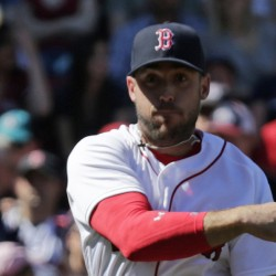 Travis Shaw had been considered a first baseman by the Red Sox, but now is the starter at third and has excelled.