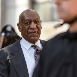 Bill Cosby arrives for a preliminary hearing on whether prosecutors have enough evidence to put him on trial on charges he drugged and sexually assaulted a woman over a decade ago, at the Montgomery County Courthouse, in Norristown, Pa.