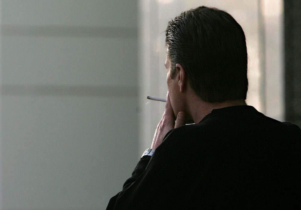 The adult smoking rate fell in 2015, with its largest annual decline in at least 20 years, according to a new government report.