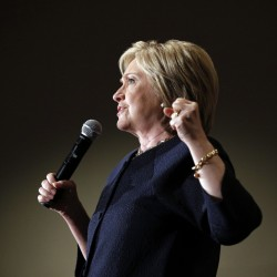 "Democratic presidential candidate Hillary Clinton was ""very comfortable"" using a BlackBerry, according to a State Department official who testified about Clinton's email practices."