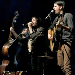 The Avett Brothers play at Thompson's Point on the Fourth of July, with local act The Ghost of Paul Revere opening.