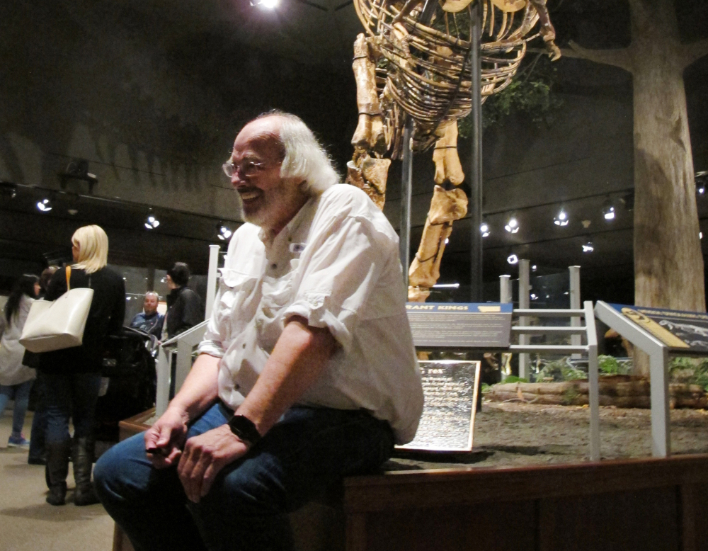Dyslexia and no college degree never deterred renowned paleontologist Jack Horner from discovering the remains of dinosaurs and building the Museum of the Rockies in Bozeman, Mont., where the next curator will have large shoes to fill.