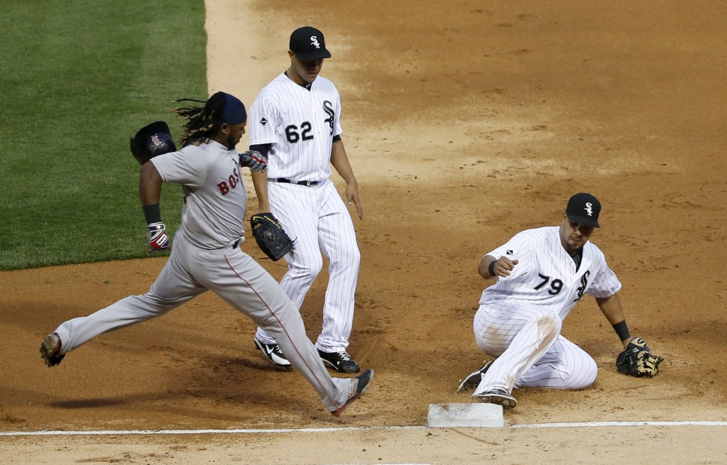 Quintana, White Sox beat Red Sox 4-1 for 3rd straight win