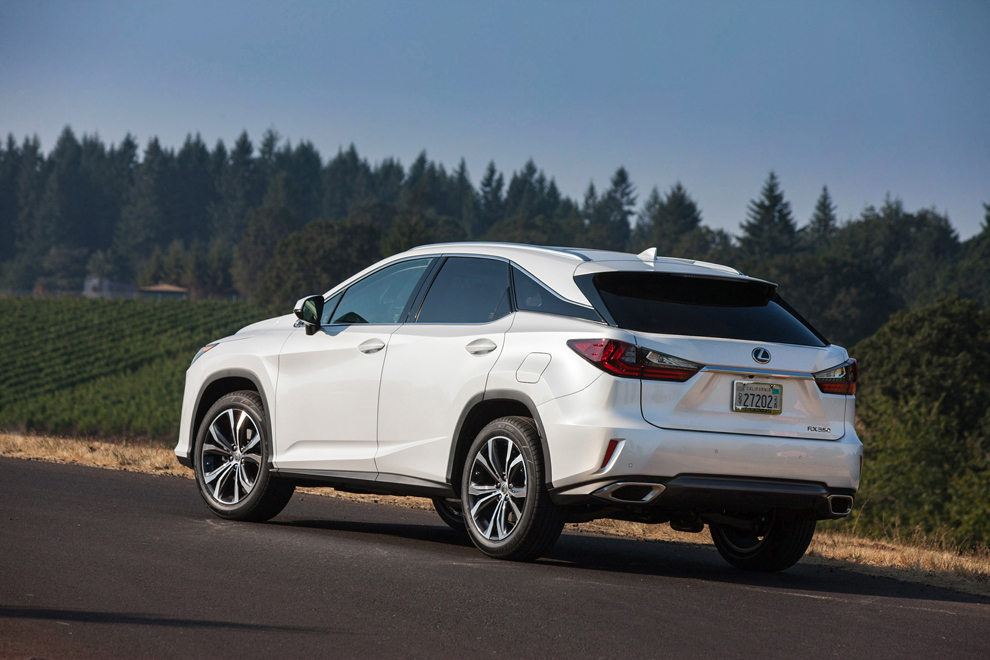 Luxurious Lexus Rx Outshines A Family Member Portland