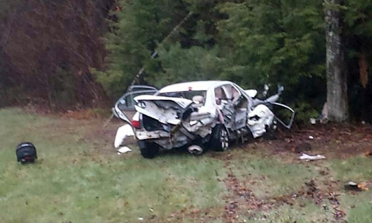 Reece Degen, 11months old, of Sanford was killed in a crash on the Maine Turnpike in Wells. Four others were injured.