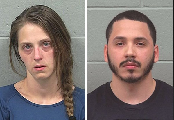 Bronx man, Veazie woman arrested at Bangor hotel for Oxycodone sales