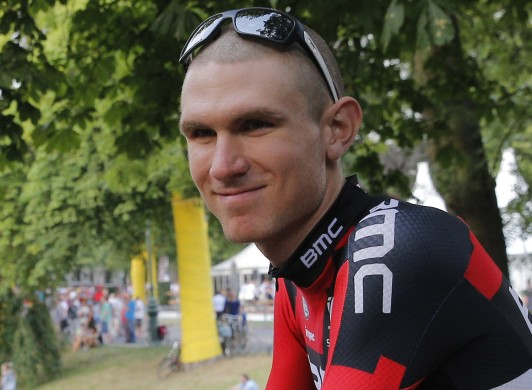 Tejay van Garderen, a U.S. cyclist, won't be heading to the Olympics in Brazil. He's one of the athletes concerned about contracting the Zika virus.