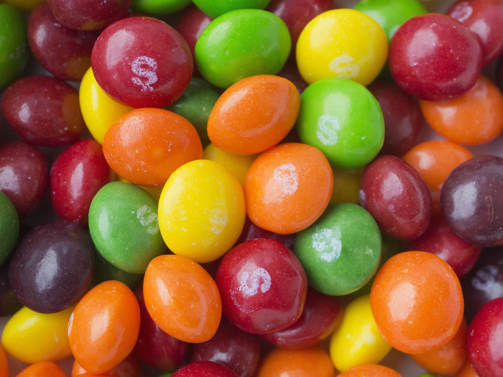 "A research paper that found children who ate Skittles and other candy tended to weigh less than those who didn't also said no cause and effect could be drawn. But the candy association declared, ""Study shows children ... who eat candy are less overweight or obese."""